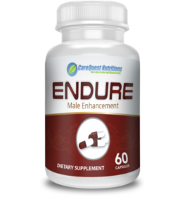 Endure male enhancement 60 capsules